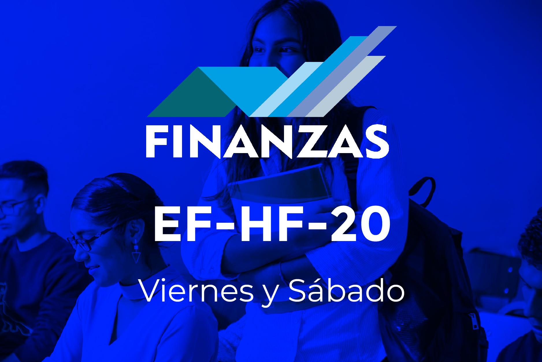20 - FINANZAS - VIERNES Y SÁBADO