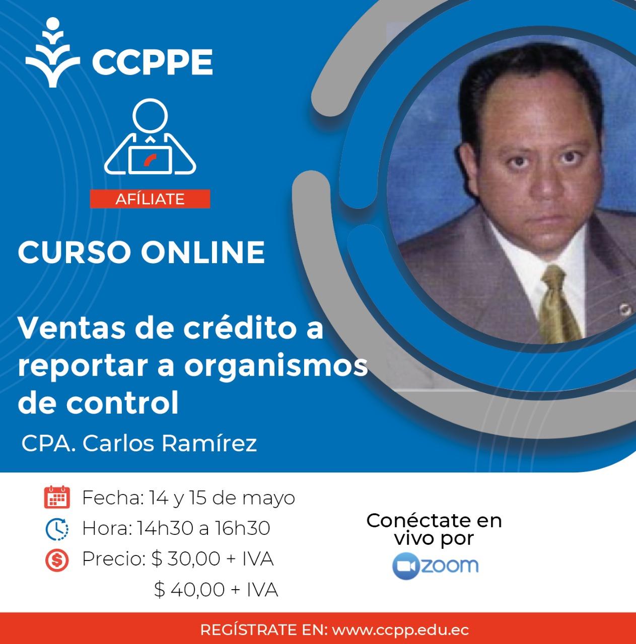 VENTAS A CRÉDITO A REPORTAR - 27 y 28 ABRIL 2020