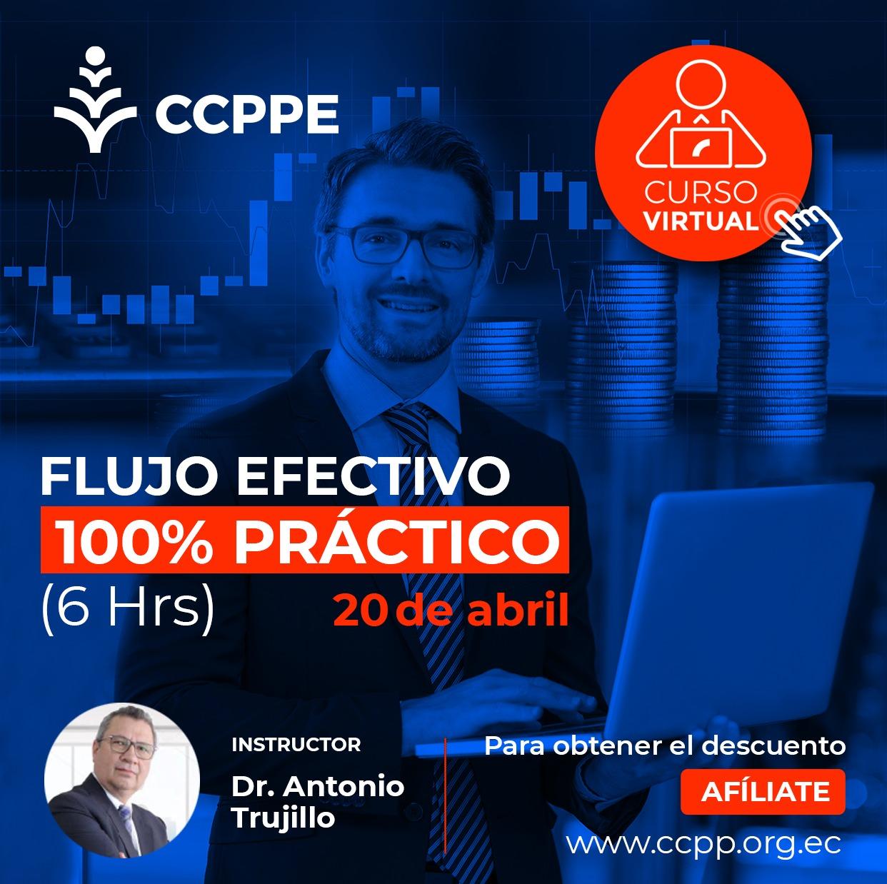 FLUJO DE EFECTIVO - 21 al 23 ABRIL 2020