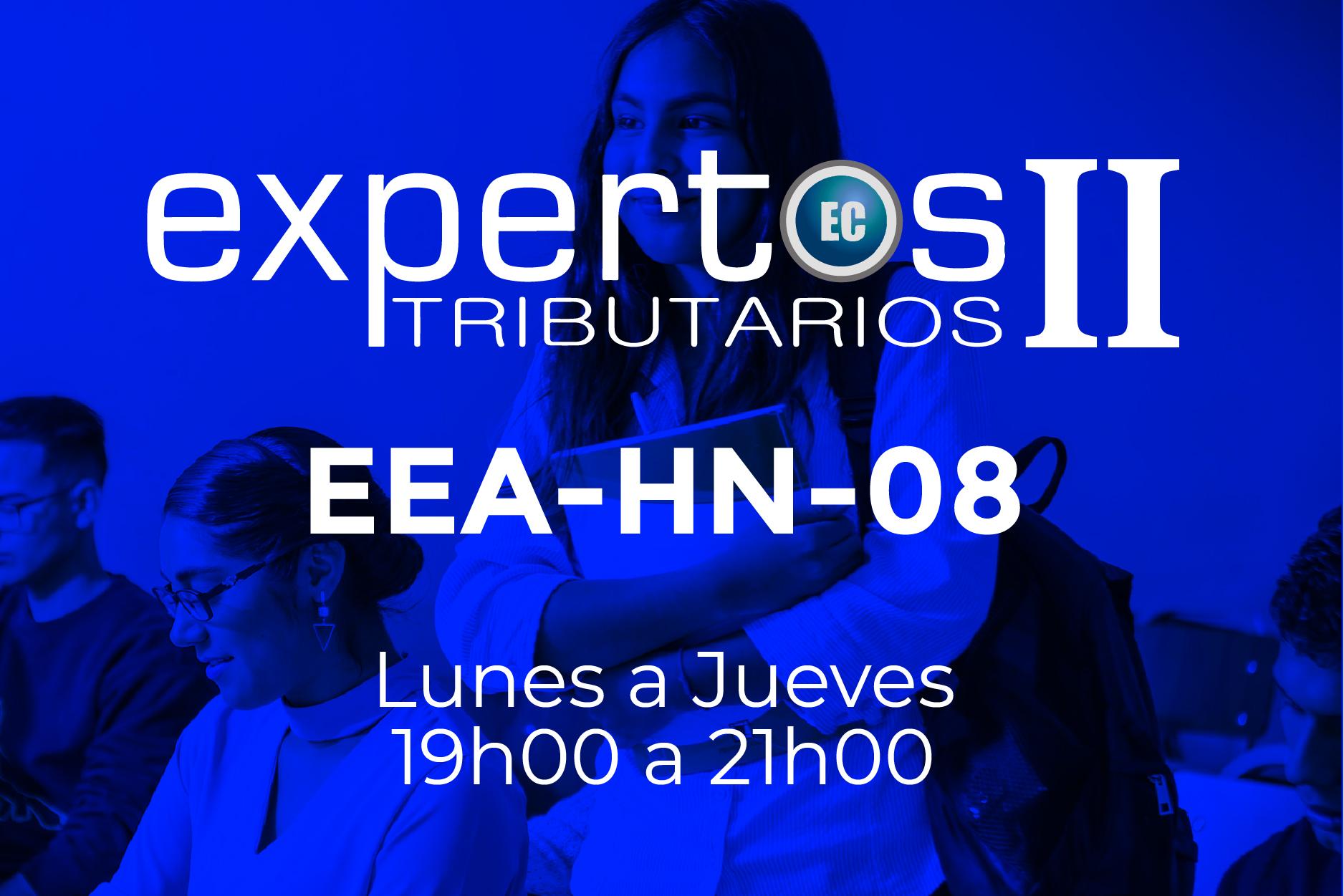8 - EXPERTOS AVANZADOS - LUNES A VIERNES 19:00 A 21:00