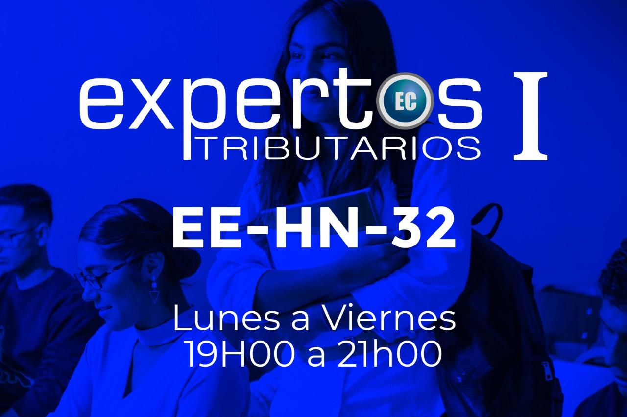 32 - EXPERTOS TRIBUTARIOS - LUNES A VIERNES
