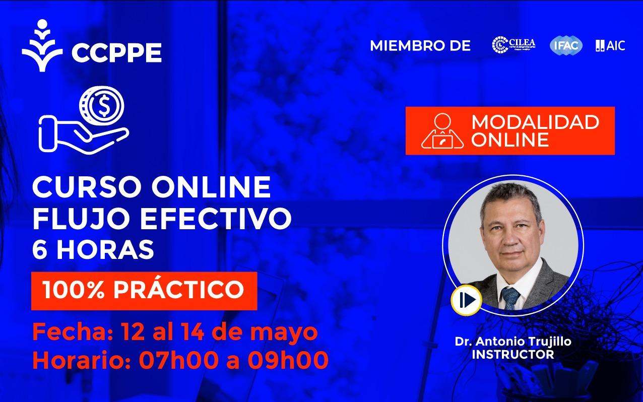 FLUJO DE EFECTIVO - 12 AL 14 MAYO 2021