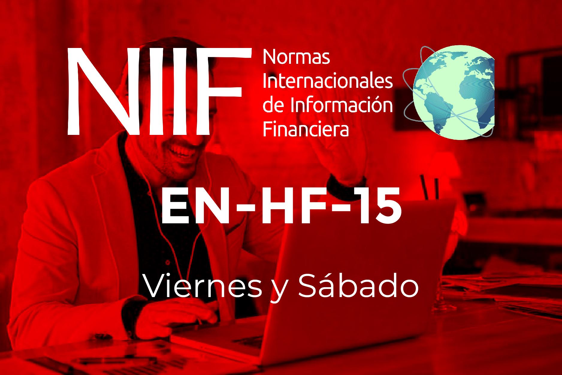 15 - NIIF - VIERNES Y SÁBADO